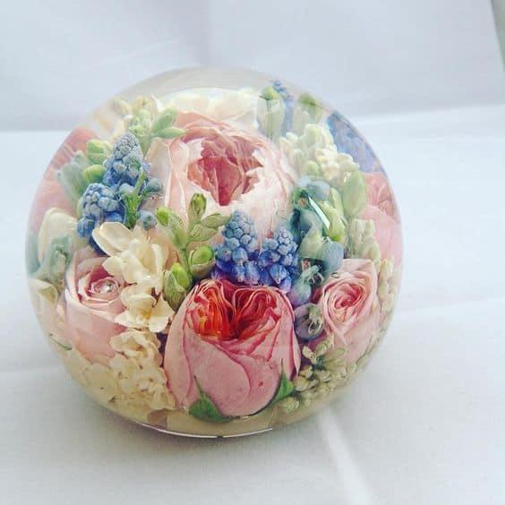 Preserve Your Wedding Flowers