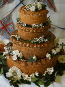 Porkpie Cake