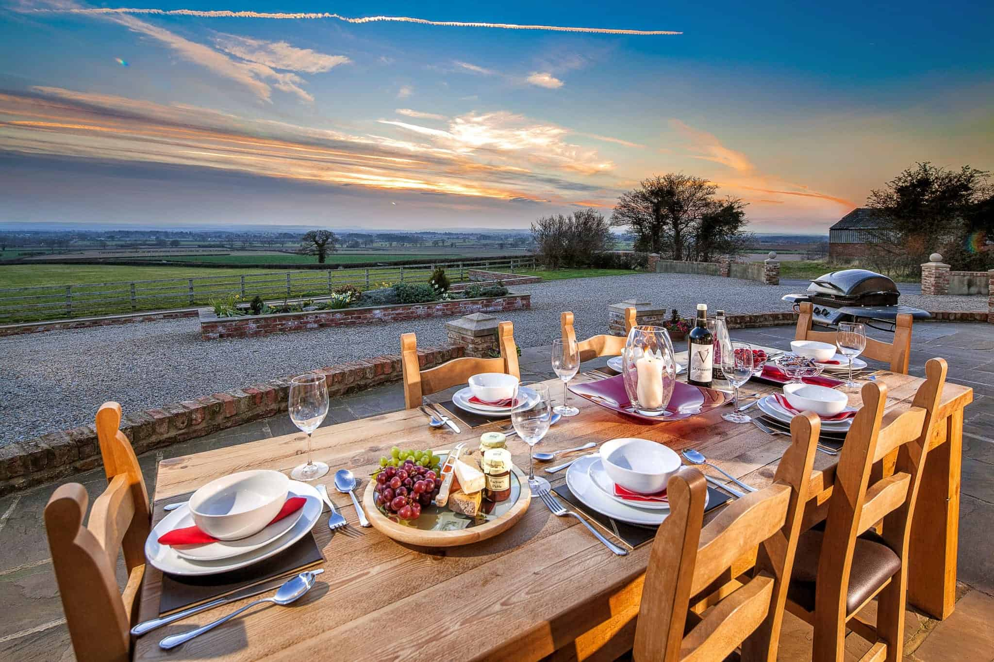 Thief-Hole-Barn-outside-table-dusk-copy